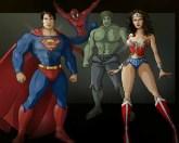Классические супергерои