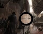 Стимпанк снайпер
