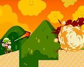 Марио - бомбардировщик зомби