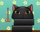 Кот и молоток