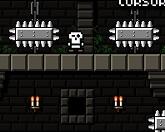 Замок из пикселей