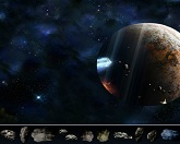 Глубокий космос - найти предметы