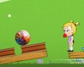 Лейла и волшебный мяч