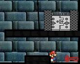 Марио в кристаллической пещере