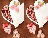 Найди отличия - День Валентина