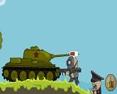 Русский танк против Гитлера