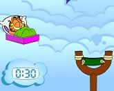 Гарфилд: спящий выстрел