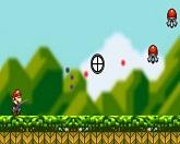 Марио с винтовкой