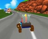 Сумасшедшие гонки 3D