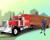 Зомби грузовик 2