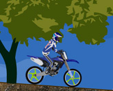 Мотоцикл и мячи