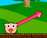 Голодная свинка