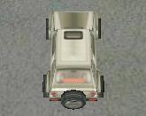 3D парковка джипа