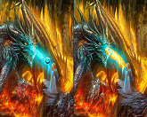Найди отличия - Драконы