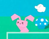 Бумажный кролик