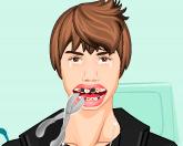 Зубы Джастина Бибера