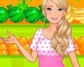 Барби продавец фруктов
