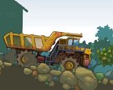 Могучий грузовик