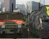 Военный транспорт 2
