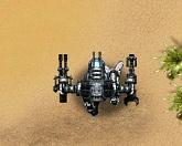 Пустынный боец
