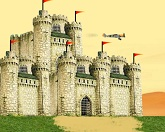 Осада замка: зеленые береты