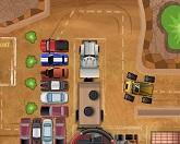 Припаркуй Трактор