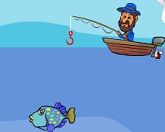 Веселая рыбалка с Фреди