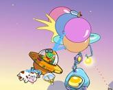 Драки шаров: состязание