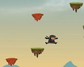 Маленький скакающий ниндзя