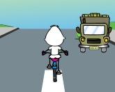 Сумасшедший велосипед