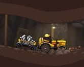 Подземный трактор