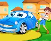 Детская автомойка