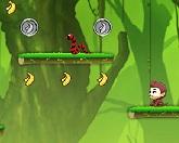 Прыжки за бананами