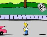 Гомер в погоне за пивом