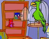 Попугай Полли
