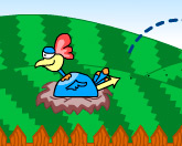 Прыгающие яйца