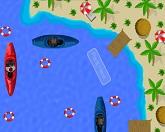 Парковка лодки