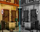 Найди отличия - Город