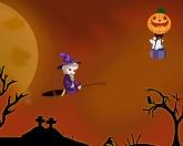 Эльза на Хэллоуин