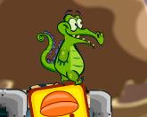 Крокодил и утка трансформер