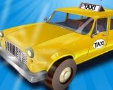Лабиринт для такси