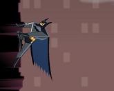 Бетмен - летчик на лианах