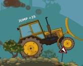 Трактор разрушитель