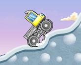 Снежный грузовик