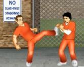 Тюремная драка