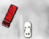 Парковка на рождество