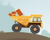 Грязный грузовик
