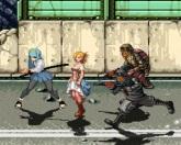 Охота на зомби в городе