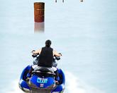 Гонка на голубой воде