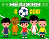 Футбол головой